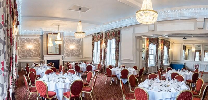 Classic British – Maids Head Hotel