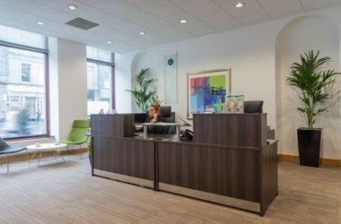 i2 Office Aberdeen City Centre