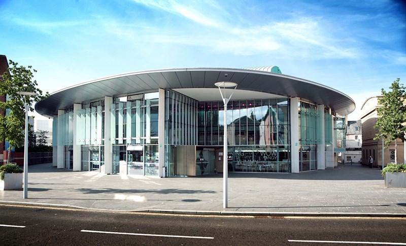 Horsecross Perth Concert Hall