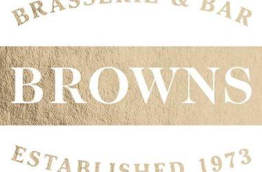 Browns Brasserie & Bar – Glasgow
