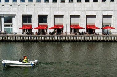 Cafe Rouge Canary Wharf