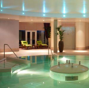 Rockliffe Hall - Hydo Pool
