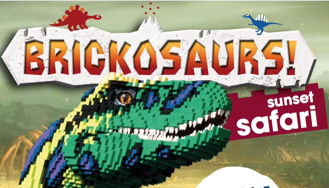 Brickosaurs – Sunset Safari – Various Dates