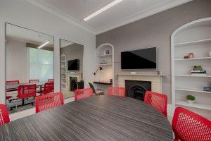 Brighter Spaces - meeting room