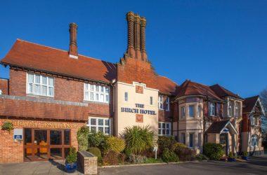 The Birch Hotel